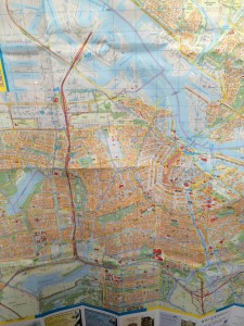 Landkaart Blog